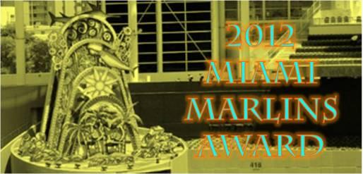 2012miamimarlinsaward